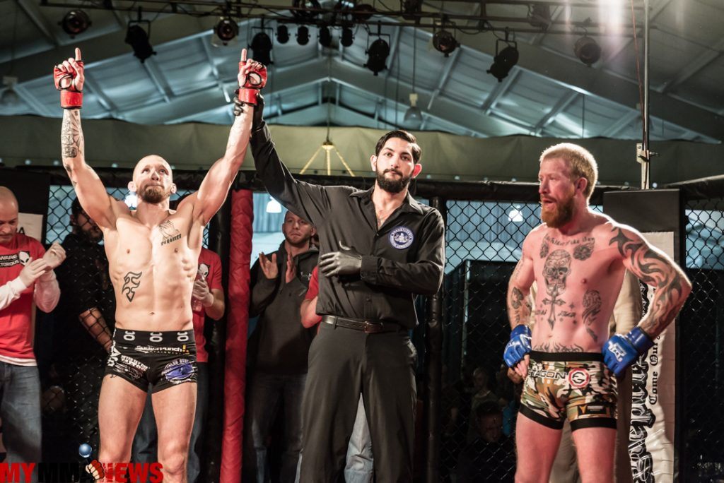 WCC XIII Photo & Results – 'The Disciple' Dustin Pague is back