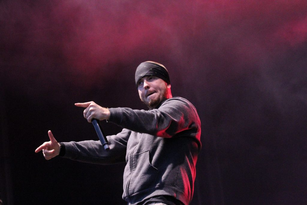 New 'Immortal' Matt Brown walkout music by Hatebreed's Jamey Jasta