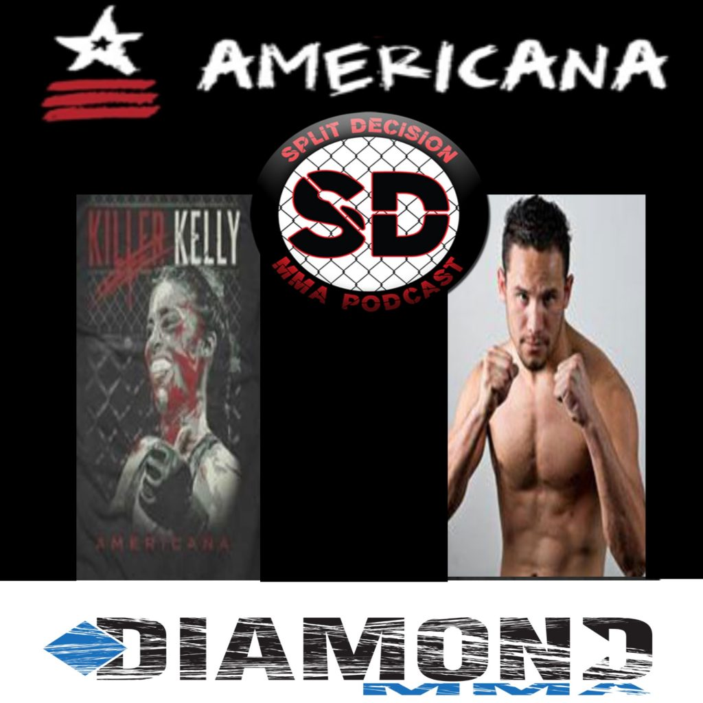 Split Decision MMA Podcast - Rolando Velasco, Kelly McGill, Invicta 11, UFC 184, Burt Watson