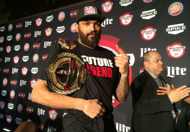 Tito Ortiz calls out new Bellator champ, Liam McGeary