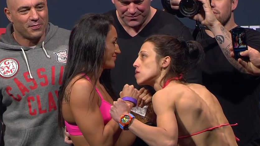 UFC 185 weigh-in results:  All but one make weight