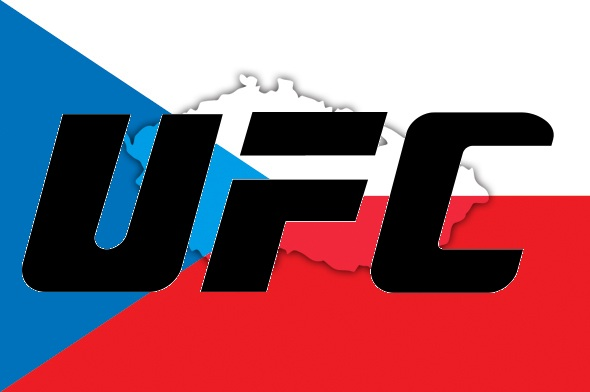 UFC announces Czech broadcast partnership