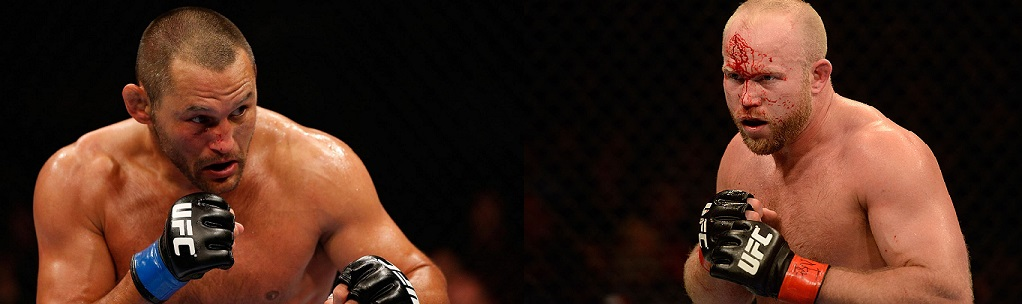 Dan Henderson vs. Tim Boetsch set for UFC Fight Night, June 6