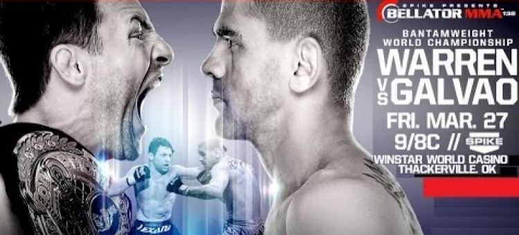 Bellator 135 results: Knee bar submission brings new champ