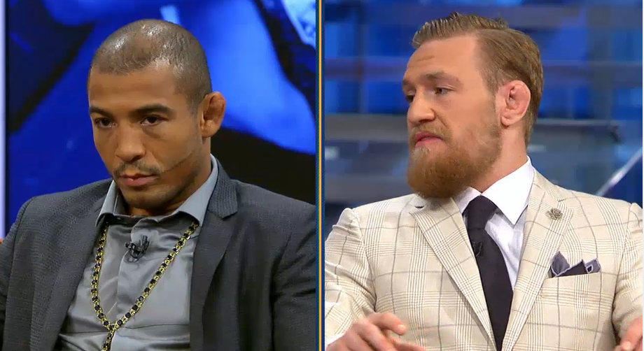 jose aldo, conor mcgregor