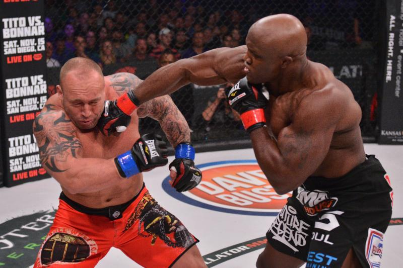 Bellator MMA signs Bobby Lashley to a long term contract extension