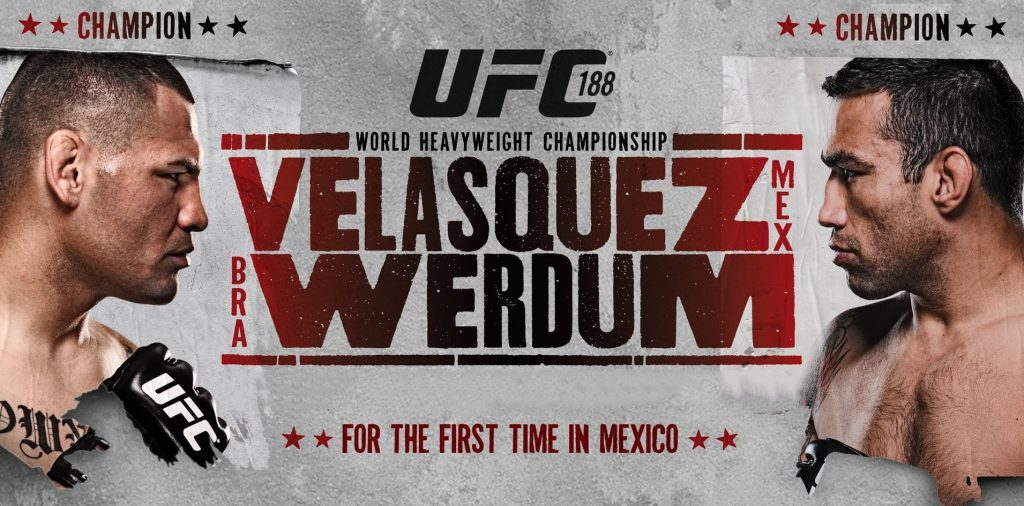 UFC kicks off ticket sales for UFC 188 with media day in Mexico City