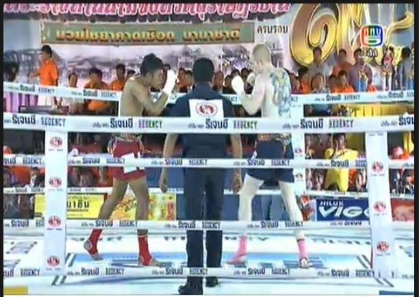 Andrew Miller Muay Thai