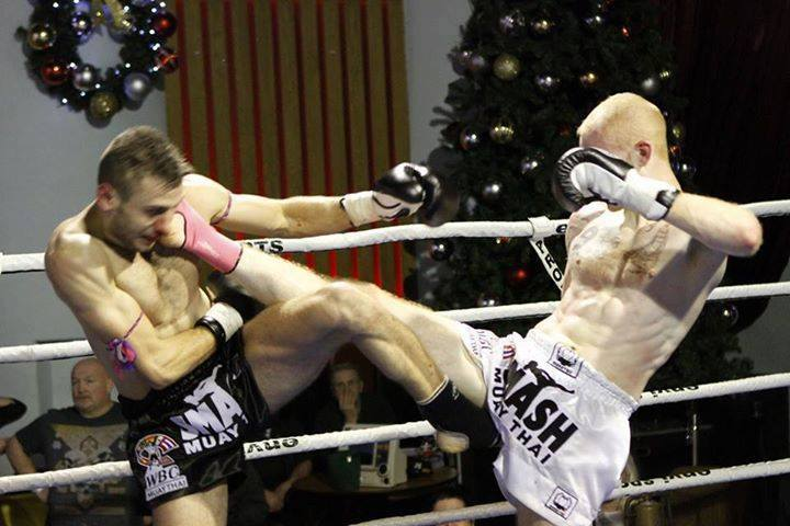 Scottish Thai fighter Andrew Miller's goal to be Britain's best