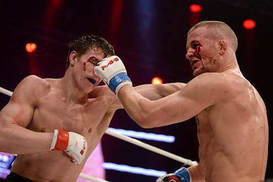M-1 Challenge 57: Clash of Champions, Tybura vs. Puetz, May 2 in Russia
