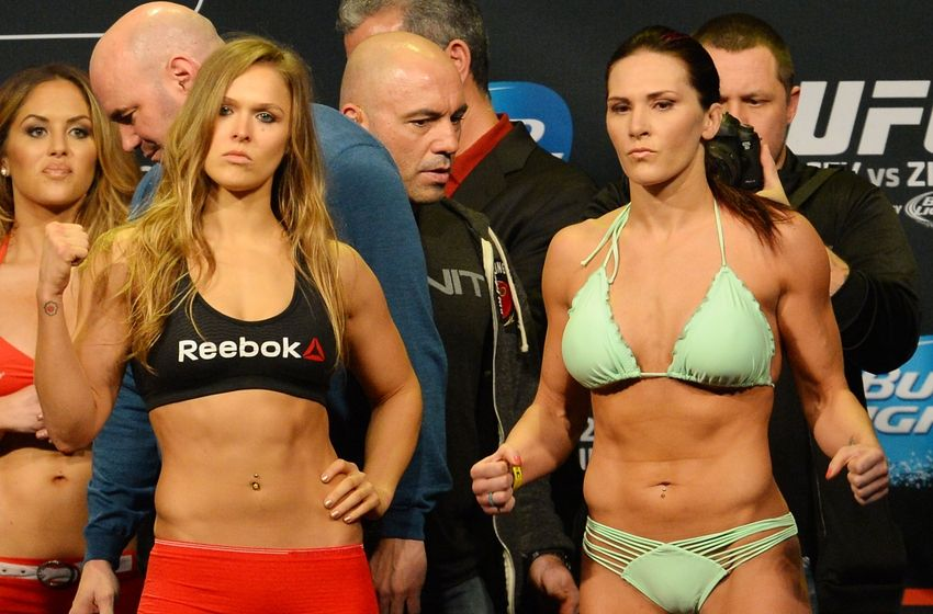 $50k Bonuses Awarded to Rousey, Ellenberger, Means And Ferguson For UFC 184