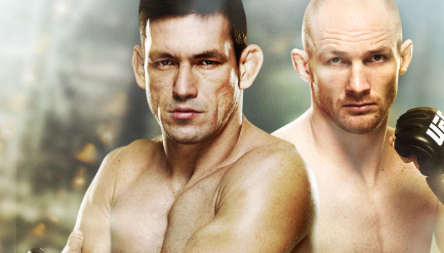 UFC Fight Night 62 results - Maia dominates LaFlare