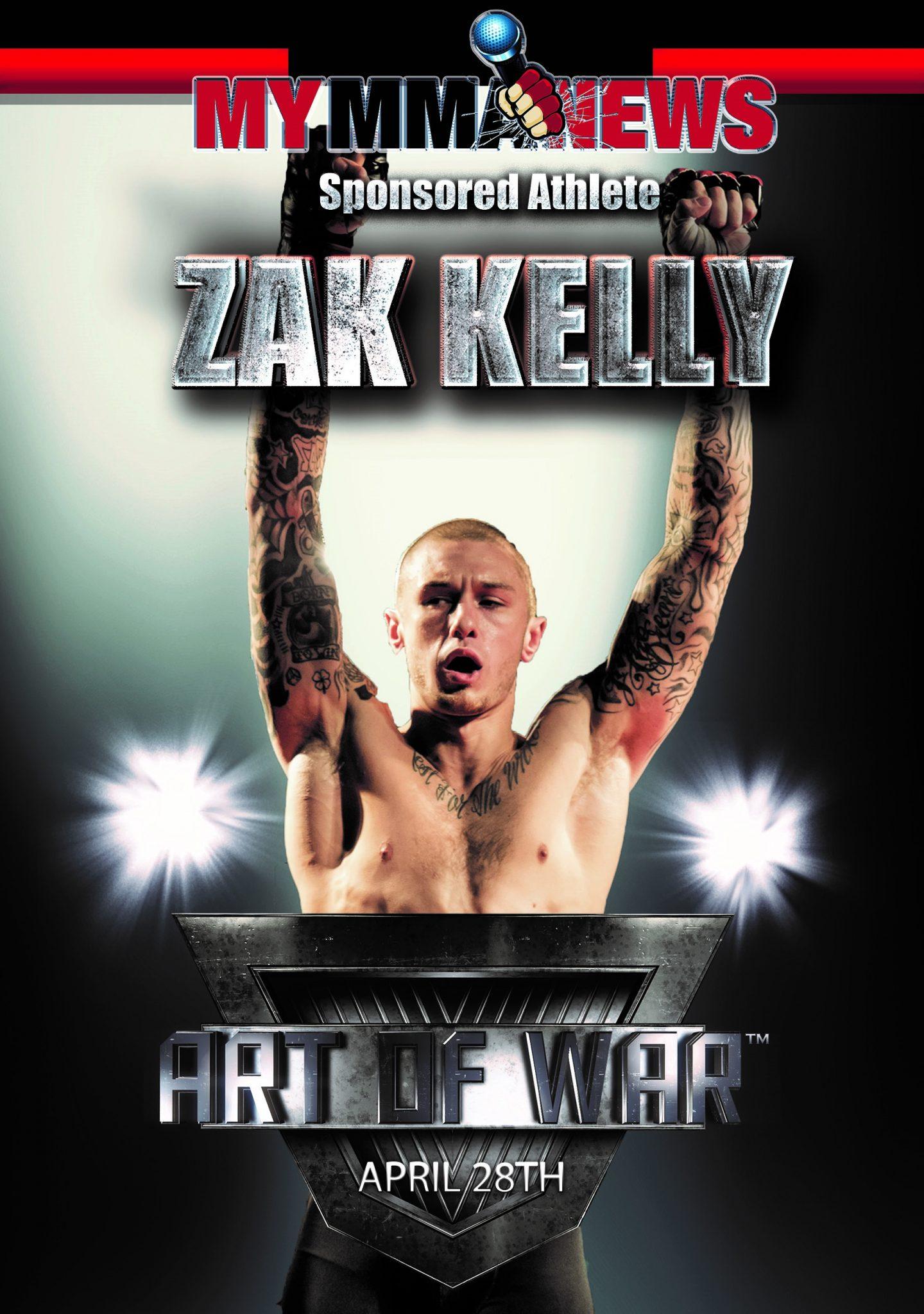 Zak Kelly