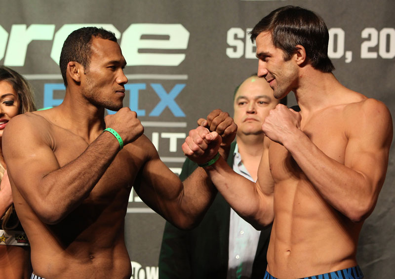 UFC Middleweight Conundrum: Jacare or Rockhold?