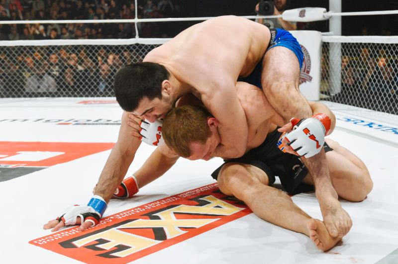 M-1 Challenge 56 results & pictures from Moscow - Emeev defeats Vasilevsky