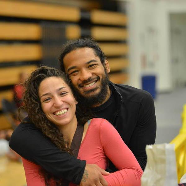 Benson Henderson and wife expecting child