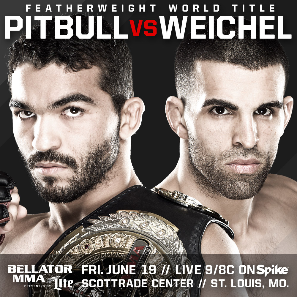 "New opponent to get title shot against Patricio Pitbull at ""Unfinished Business"" June 19 at Scottrade Center"