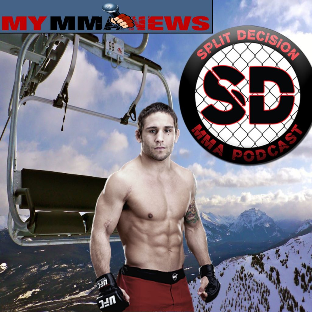 Chad Mendes interview 4/2/15