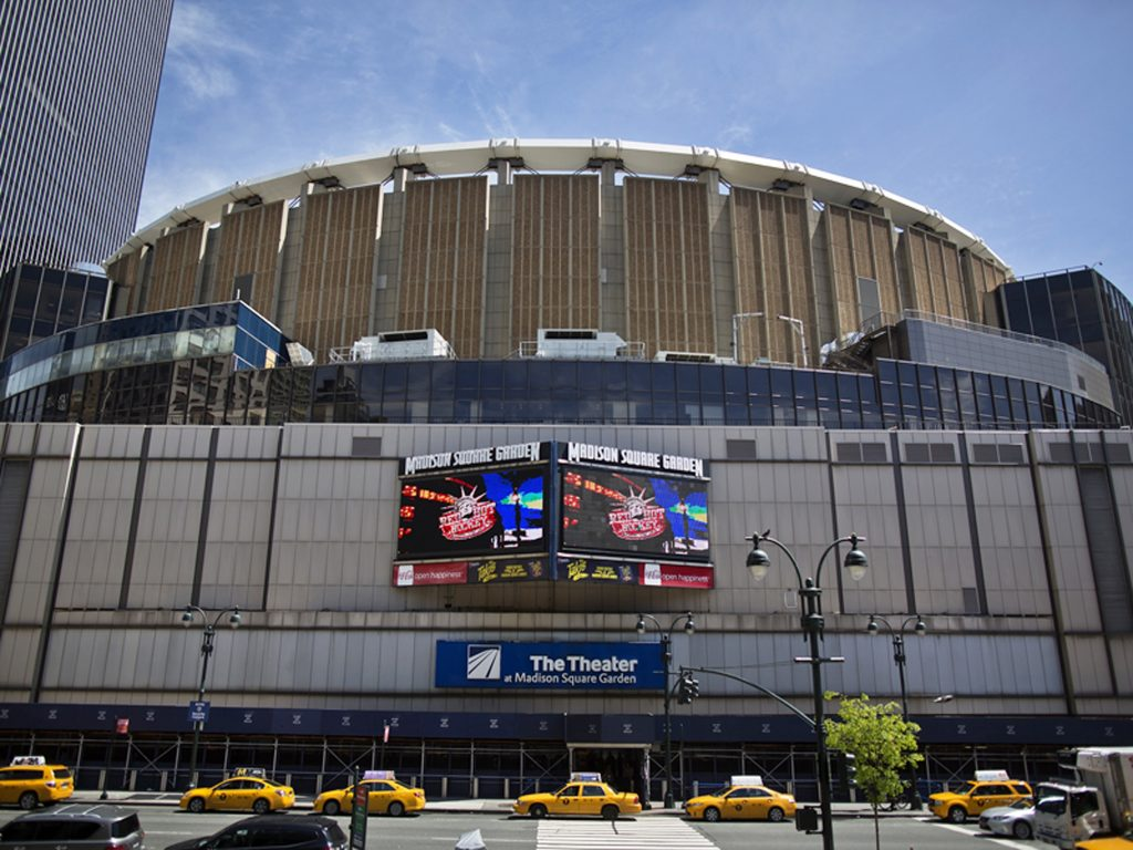 UFC executives scout New York State arenas