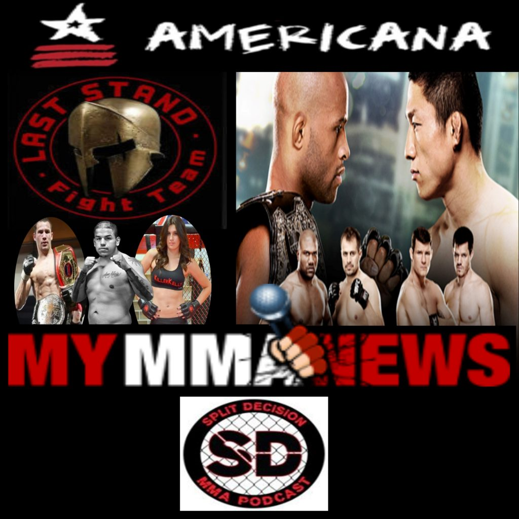 Split Decision MMA Podcast - UFC 186, MMA News, Last Stand FT, Rampage, Wand, Invicta FC 12