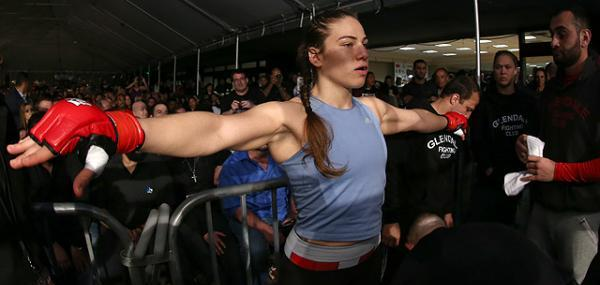 Featherweight Marina Shafir Signs with Invicta FC