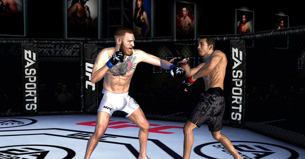 EA Sports UFC launches worldwide today on mobile and tablet devices