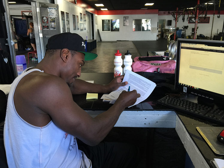 No. 6 Light Heavyweight in the World Phil Davis joins Bellator MMA