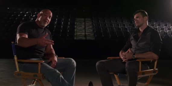 Bill Goldberg hosts Countdown to Glory 21