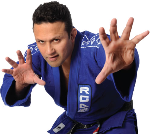 WSOF 20: Renzo Gracie To Call The MMA Action Cageside