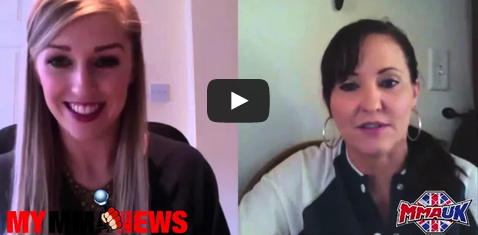 Shannon Knapp talks Invicta FC, makes prediction for Mayweather vs Pacquiao
