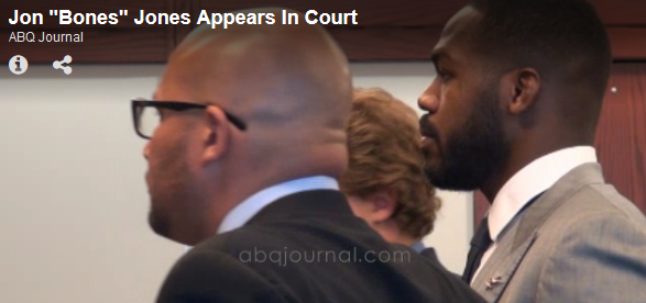 Watch Jon Jones answer to charges in court – VIDEO here