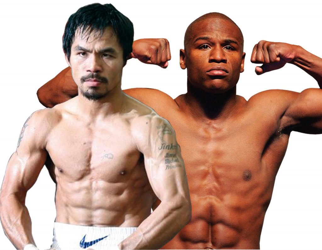 Fighters predict Mayweather vs Pacquiao