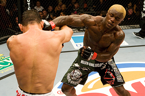 WSOF 20: Melvin Guillard Pulled From Co-Main Event