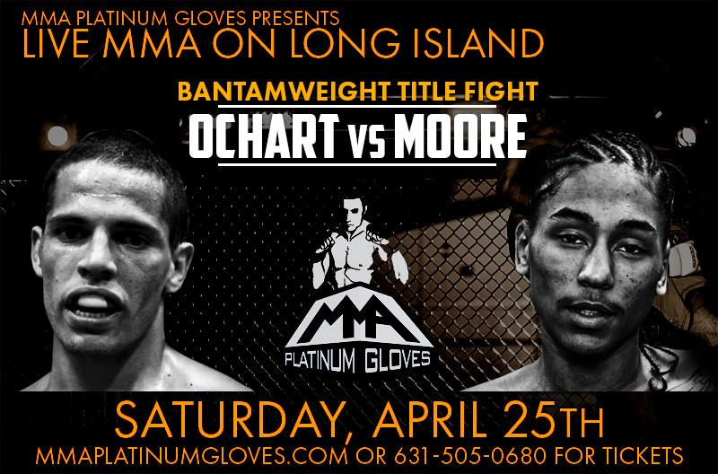 "Shaquan Moore challenges Ochart in co-main event for title ""This Is My Fight"""