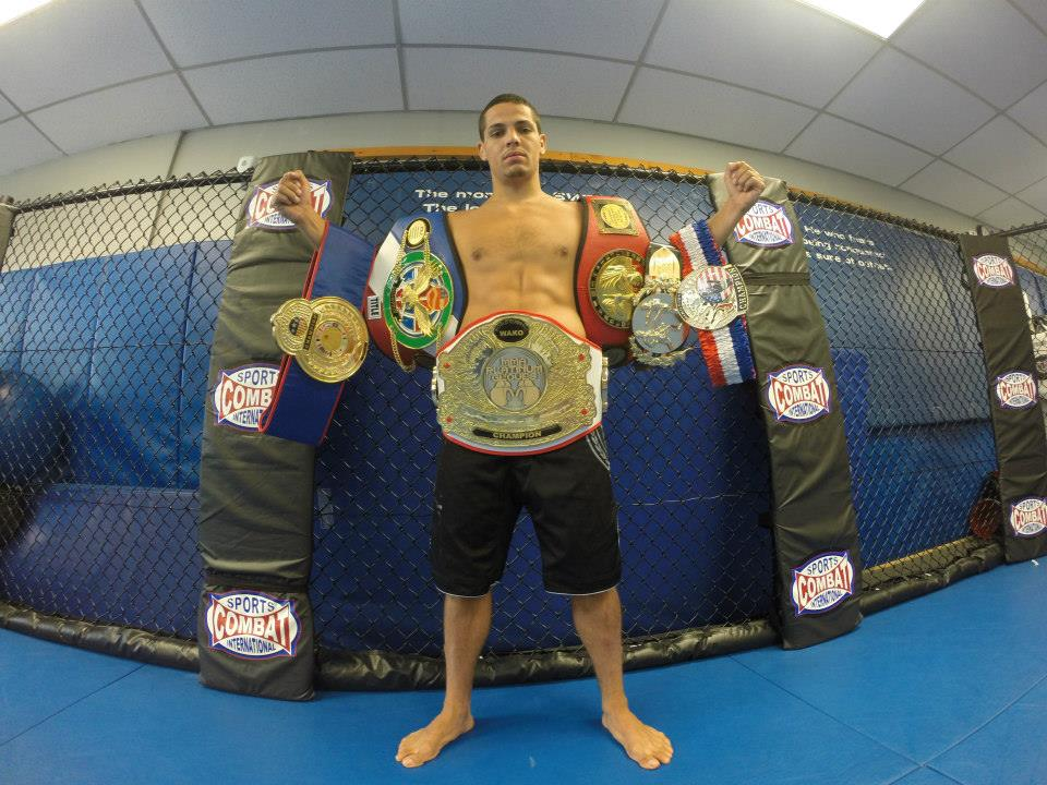 """Ochart defends title against Moore at MMA Platinum Gloves 9: """"Nobody on the amateur level is on my level"""""""