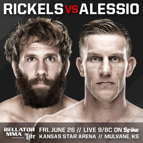 Bellator returns to Kansas, June 26 with Bellator 139