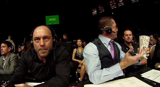 Joe Rogan and Mike Goldberg's reaction to Star Wars teaser