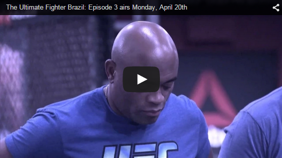Watch Anderson Silva's learned reaction of failed drug test