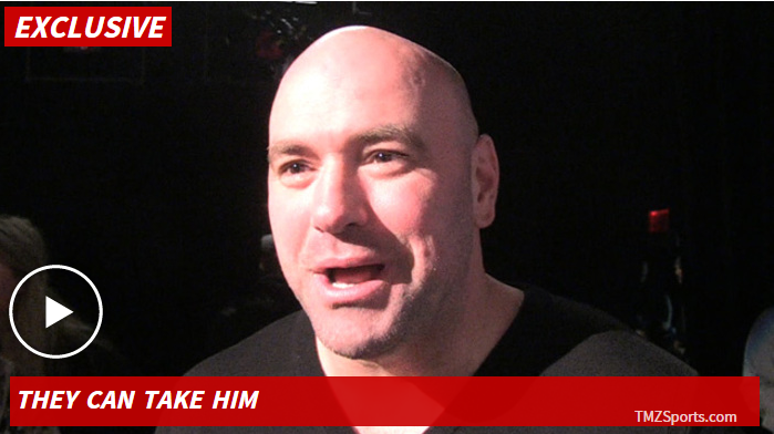 Dana White: Conor McGregor is right. He'd beat Mayweather's ass!!!