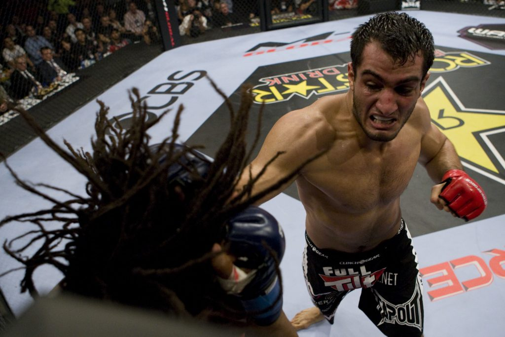 Mousasi challenges Belfort for September showdown in Japan