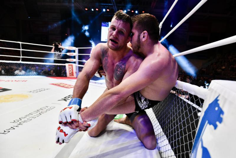 M-1 Challenge 57: Battle in the Heart of the Continent results