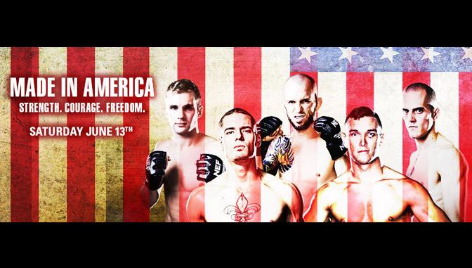 New England Fights announces full NEF XVIII fight card