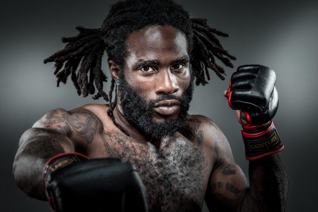 "Former Bellator MMA World Featherweight Champion Daniel Straus looks to work his way back to the belt at ""Bellator MMA: Unfinished Business"" against undefeated challenger Henry Corrales"