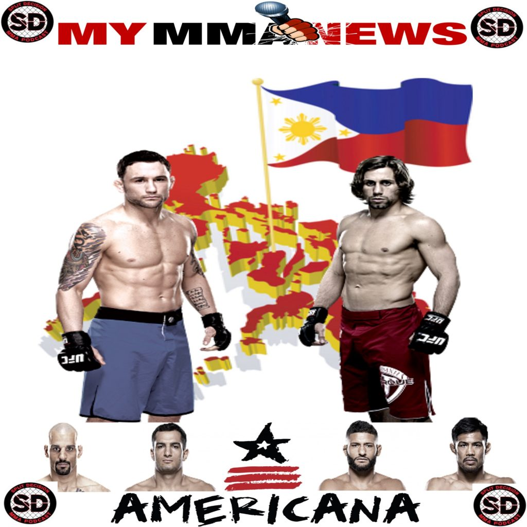 Split Decision MMA Podcast - UFC FN 65, 66, Miletich, Corey Hill, CM Punk, Bellator 137