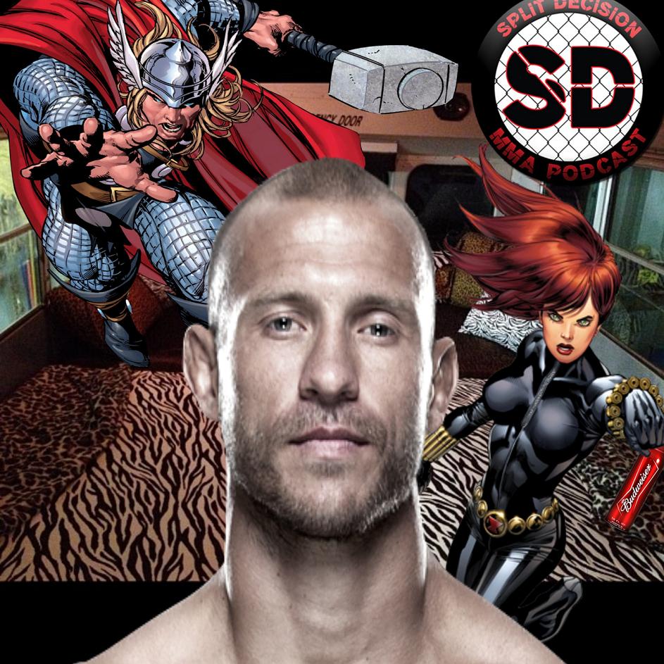Donald Cerrone interview - Split Decision MMA Podcast
