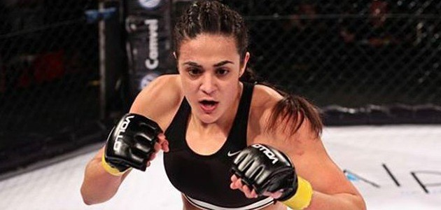 Brazil's Claudia Rey Added to Invicta FC Roster