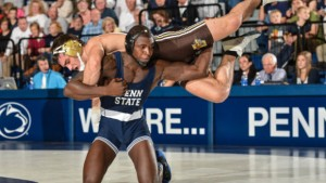 BELLATOR MMA SIGNS ONE OF THE MOST DOMINANT COLLEGE WRESTLERS OF ALL-TIME, OLYMPIC CONTENDER ED RUTH