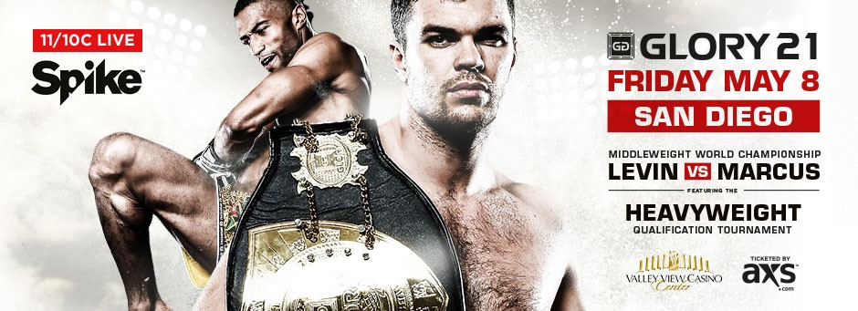 GLORY 21 Results