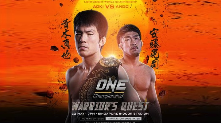 ONE Championship 27: Warrior's Quest results