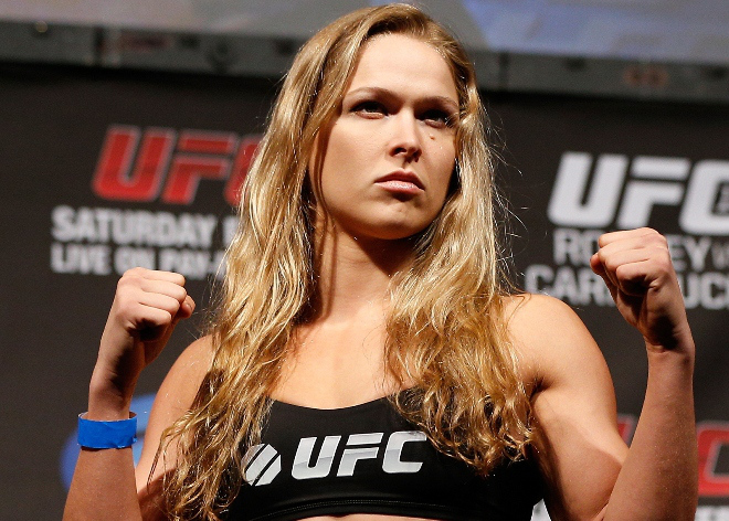 Ronda Rousey responds to Bethe Correia's 'suicide' comments